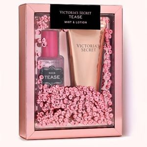 Victoria Secret - Tease Lotion& Body Spray Set NEW